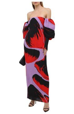Женское платье SOLACE розового цвета, арт. 0S24045 | Фото 2
