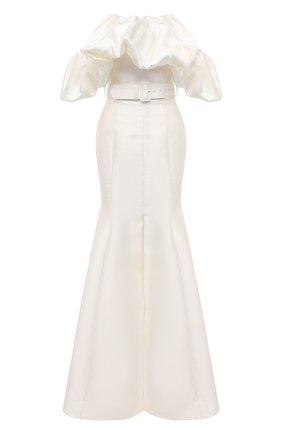 Женское платье SOLACE белого цвета, арт. 0S29007 | Фото 1