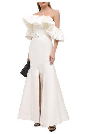 Женское платье SOLACE белого цвета, арт. 0S29007 | Фото 2