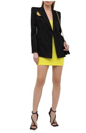 Женское платье SOLACE желтого цвета, арт. 0S29009 | Фото 2