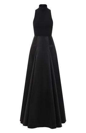 Женское платье SOLACE черного цвета, арт. 0S29015 | Фото 1