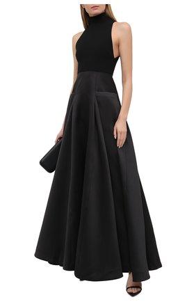 Женское платье SOLACE черного цвета, арт. 0S29015 | Фото 2