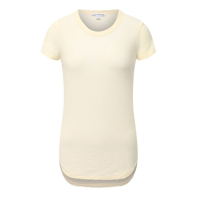 Хлопковая футболка James Perse