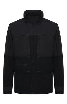 Мужская куртка Z ZEGNA черного цвета, арт. VW040/ZZ124 | Фото 1