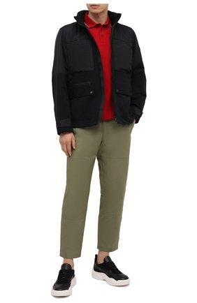 Мужская куртка Z ZEGNA черного цвета, арт. VW040/ZZ124 | Фото 2