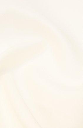 Мужской платок из хлопка и шелка ERMENEGILDO ZEGNA белого цвета, арт. Z9J18/38B | Фото 2
