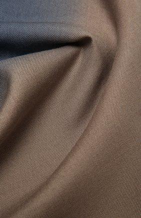 Мужской шарф из шерсти и шелка ERMENEGILDO ZEGNA разноцветного цвета, арт. Z9L45/29C | Фото 2
