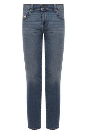 Мужские джинсы DIESEL синего цвета, арт. 00SPW5/009EI | Фото 1