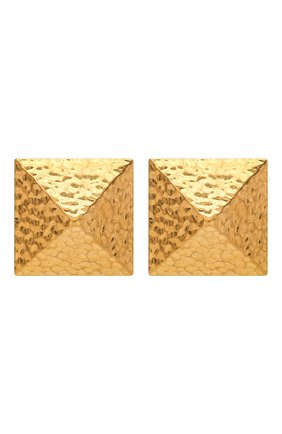 Женские серьги  VALENTINO золотого цвета, арт. VW2J0H66/IDS | Фото 1 (Материал: Металл)