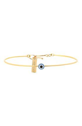 Женский браслет ISABEL MARANT золотого цвета, арт. BR0579-21P017B | Фото 1