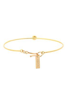 Женский браслет ISABEL MARANT золотого цвета, арт. BR0579-21P017B | Фото 2