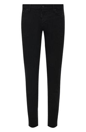 Мужские джинсы DSQUARED2 черного цвета, арт. S74LB0936/S39781 | Фото 1