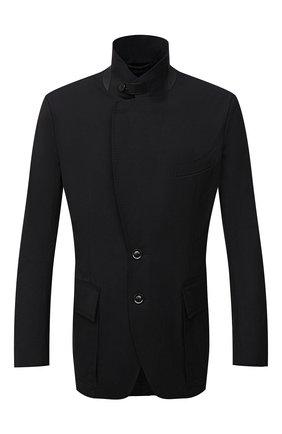 Мужская куртка TOM FORD темно-синего цвета, арт. BW005/TF0420 | Фото 1