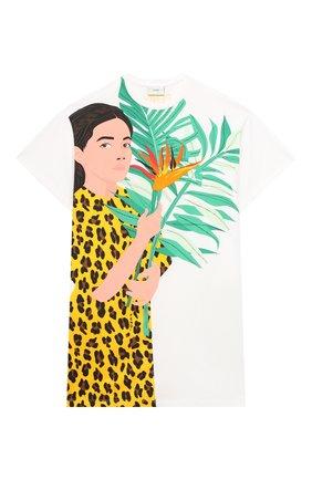 Платье-футболка | Фото №1
