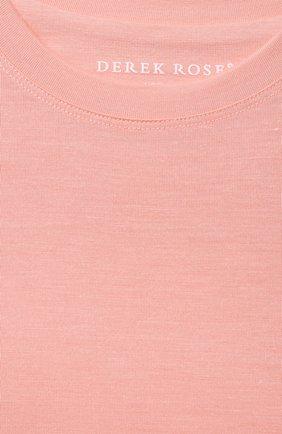 Детская пижама DEREK ROSE оранжевого цвета, арт. 7251-LARA001/3-12 | Фото 6
