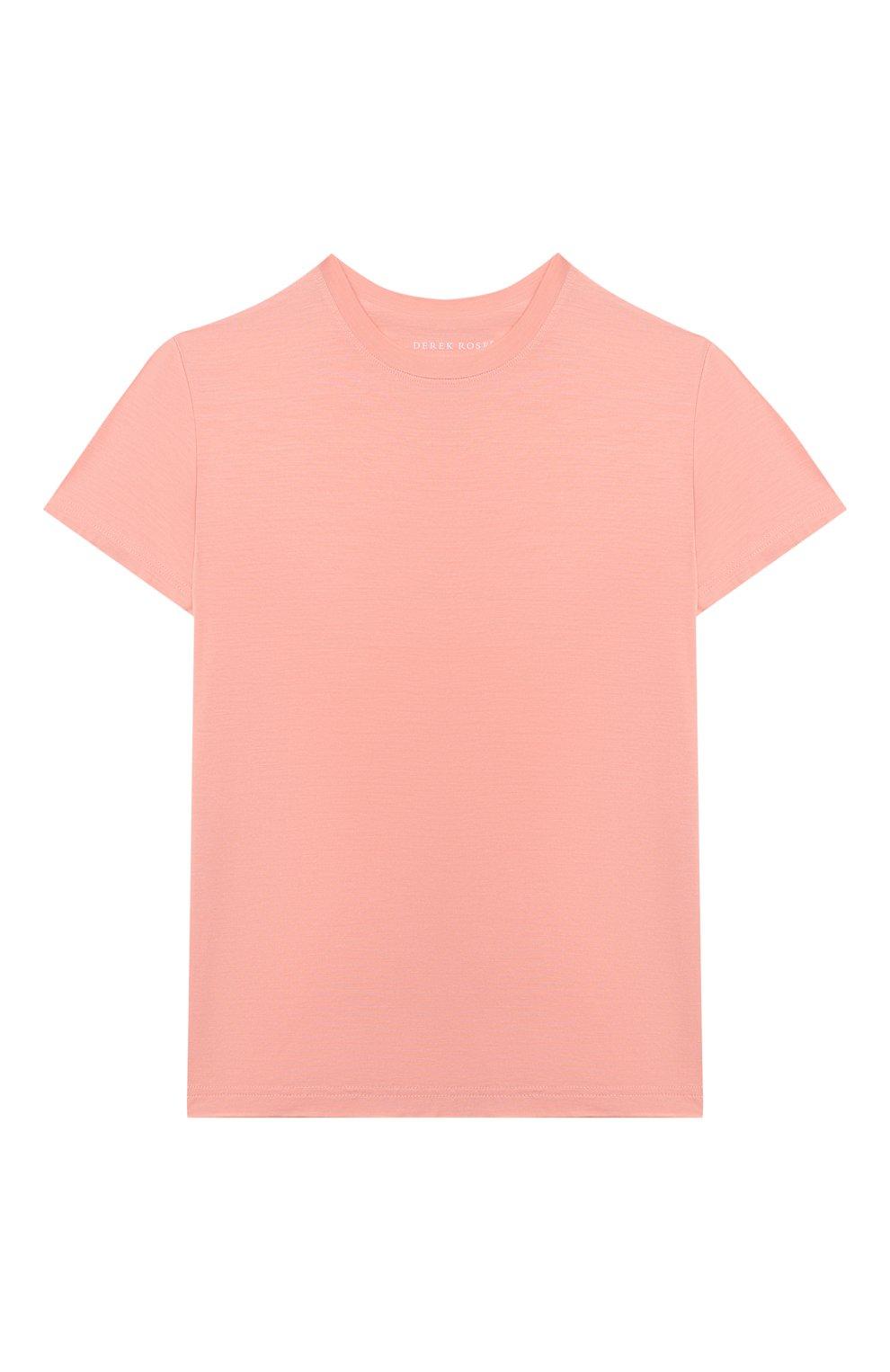 Детская пижама DEREK ROSE оранжевого цвета, арт. 7251-LARA001/13-16   Фото 2