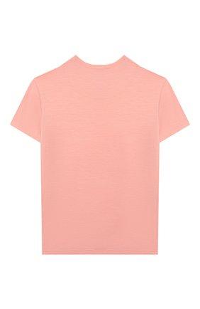 Детская пижама DEREK ROSE оранжевого цвета, арт. 7251-LARA001/13-16   Фото 3