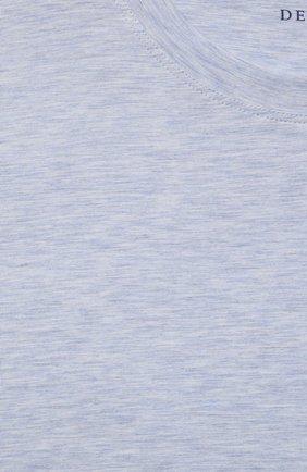 Детская пижама DEREK ROSE голубого цвета, арт. 7251-ETHA001/3-12 | Фото 6