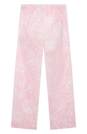 Детская хлопковая пижама DEREK ROSE розового цвета, арт. 7025-LEDB042/3-12 | Фото 6