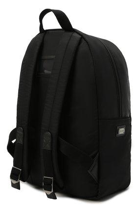 Детская рюкзак DOLCE & GABBANA черного цвета, арт. EM0099/AM477 | Фото 2