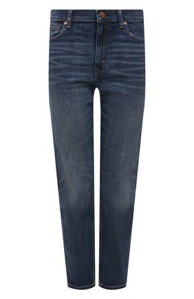 Женские джинсы POLO RALPH LAUREN синего цвета, арт. 211799659 | Фото 1