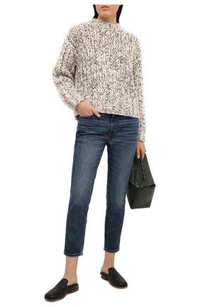 Женские джинсы POLO RALPH LAUREN синего цвета, арт. 211799659 | Фото 2
