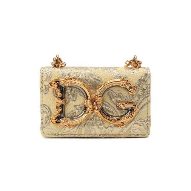 Сумка DG Girls mini Dolce & Gabbana