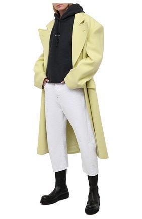 Женские джинсы DSQUARED2 белого цвета, арт. S75LB0467/S39781 | Фото 2
