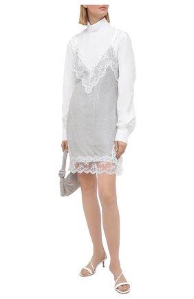 Женское платье CHRISTOPHER KANE белого цвета, арт. BR21 DR3715 CRYSTAL MESH | Фото 2