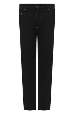 Мужские джинсы DSQUARED2 черного цвета, арт. S74LB0928/S30730 | Фото 1