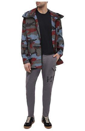 Мужская куртка DSQUARED2 разноцветного цвета, арт. S74AM1161/S53701   Фото 2