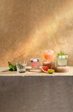 Набор из 4-х стаканов для виски lotus LALIQUE прозрачного цвета, арт. 10728300 | Фото 2