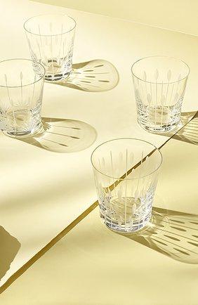 Стакан для виски bourgeons LALIQUE прозрачного цвета, арт. 10727900 | Фото 2