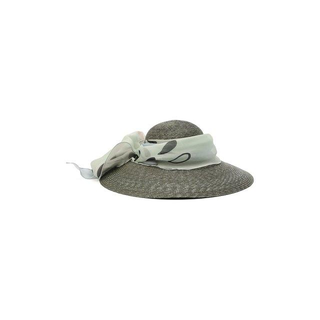 Соломенная шляпа Giorgio Armani