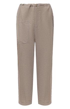 Женские брюки Y`S бежевого цвета, арт. YT-P07-226   Фото 1