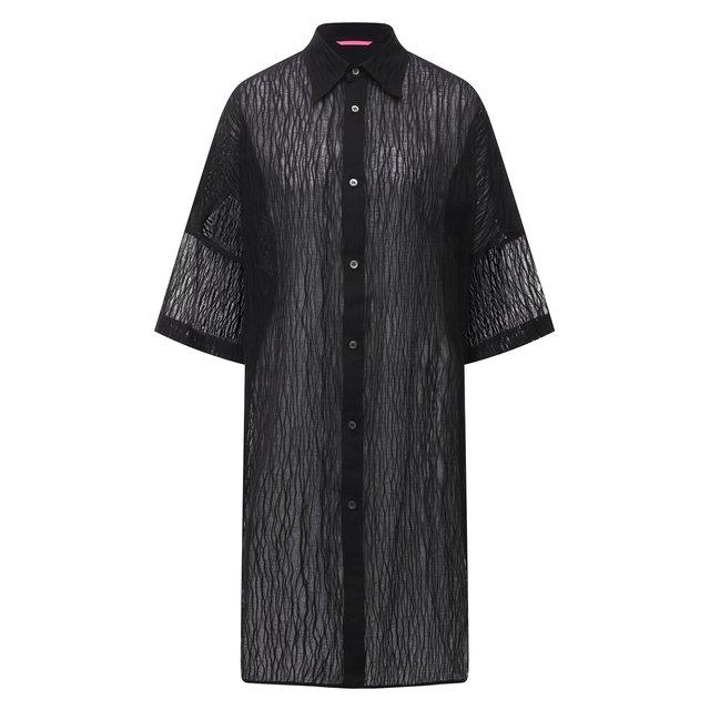 Хлопковая рубашка Y`s