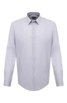 Мужская сорочка BOSS синего цвета, арт. 50446034   Фото 1