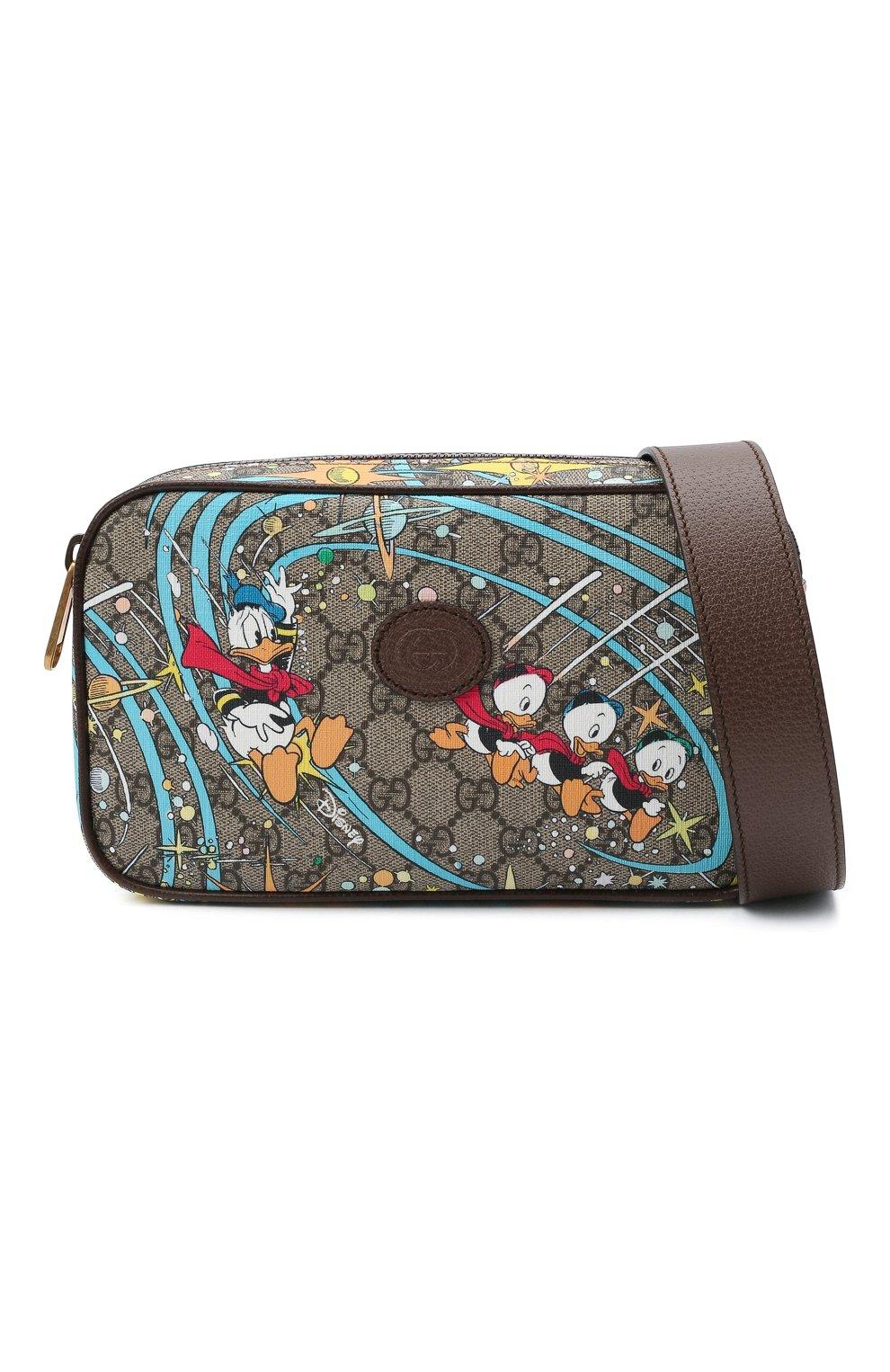 Женская поясная сумка disney x gucci GUCCI разноцветного цвета, арт. 602695/204AT | Фото 5