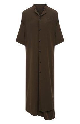 Женское платье Y`S хаки цвета, арт. YT-D01-500   Фото 1