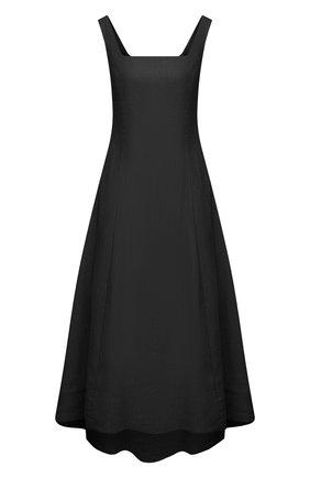 Женское платье BRUNELLO CUCINELLI черного цвета, арт. MH135A4717   Фото 1