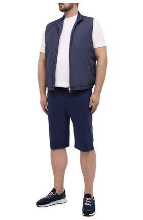 Мужские шорты SVEVO синего цвета, арт. 5003SE20L/MTB5 | Фото 2