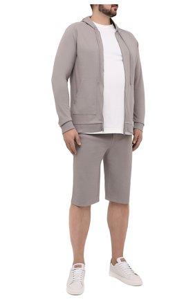 Мужские шорты SVEVO бежевого цвета, арт. 5003SE20L/MTB5 | Фото 2