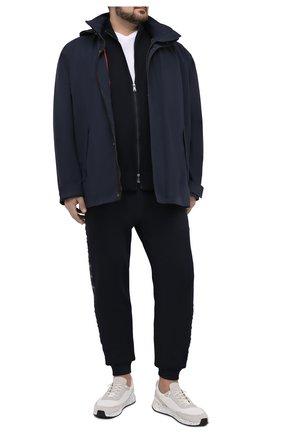 Мужская куртка PAUL&SHARK темно-синего цвета, арт. 21412090/DC/3XL-6XL | Фото 2