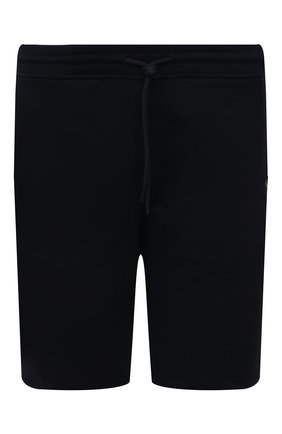 Мужские хлопковые шорты PAUL&SHARK темно-синего цвета, арт. 21411936/C00/3XL-6XL | Фото 1