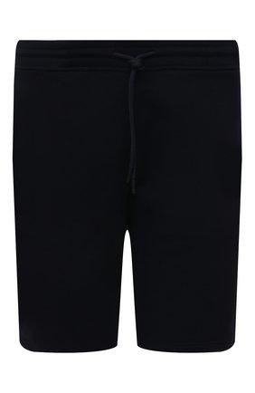 Мужские хлопковые шорты PAUL&SHARK темно-синего цвета, арт. 21411815/C00/3XL-6XL | Фото 1