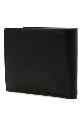 Мужской кожаное портмоне OFF-WHITE черно-белого цвета, арт. 0MNC020R21LEA001 | Фото 2