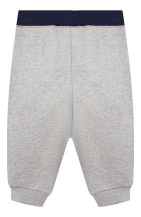 Детский комплект из свитшота и брюк POLO RALPH LAUREN серого цвета, арт. 320836008 | Фото 6