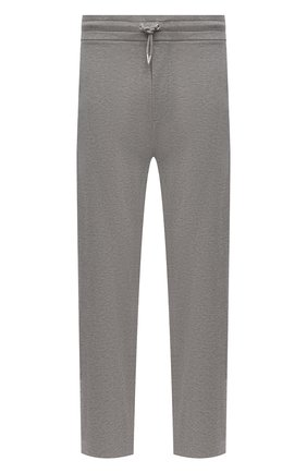 Мужские хлопковые брюки RALPH LAUREN серого цвета, арт. 790729489 | Фото 1