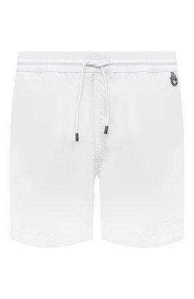 Мужские плавки-шорты RALPH LAUREN белого цвета, арт. 790828915 | Фото 1