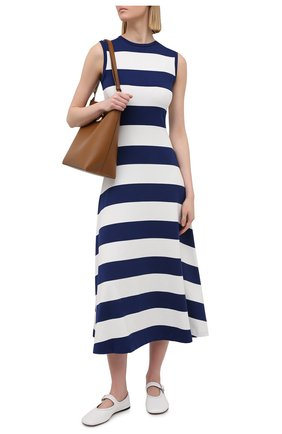 Женское платье POLO RALPH LAUREN разноцветного цвета, арт. 211827941 | Фото 2